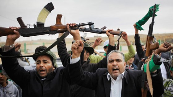 Libyan Freedom Fighters