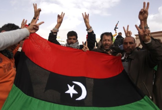 Libyan revolutionaries
